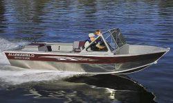 Alumaweld Boats Stryker V6 Utility Boat