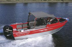 Alumaweld Boats