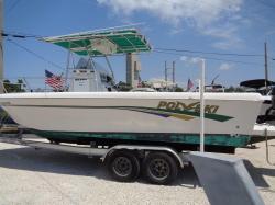 2001 - Hydra Sports Boats - 180