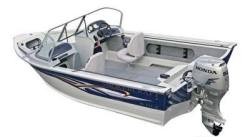 Smoker-Craft Boats 16 Dlx Multi-Species Fishing Boat