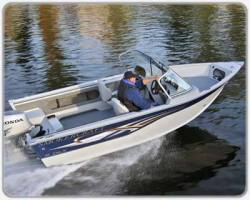 Smoker-Craft Boats 17 DLX Multi-Species Fishing Boat