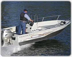 Smoker-Craft Boats 185PA Pro Angler Center Console Boat