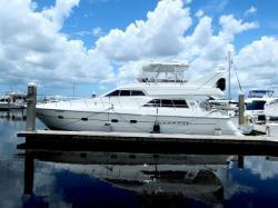 1997 Neptunus 55 Flybridge Motor Yacht Fort Myers FL