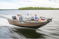 2018 Crestliner Boats 1850 Super Hawk Amherst WI