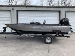 2020 Crestliner Boats 1750 Fish Hawk Side Console Amherst WI