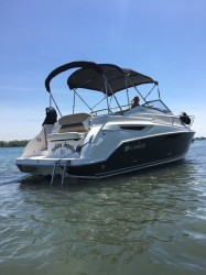 2011 Chaparral 196 SSi WideTech