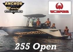 2018 Scarab 255 Open
