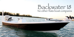 2012 - Andros Boatworks - Backwater 18