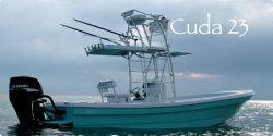 2012 - Andros Boatworks - Cuda 23