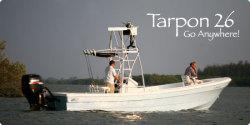 2012 - Andros Boatworks - Tarpon 26