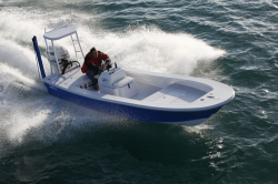2015 - Andros Boatworks - Backwater 18
