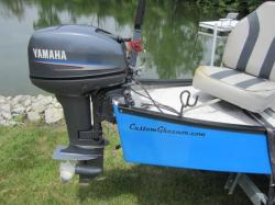 2006 Yamaha Outboards 9.9 Anderson IN