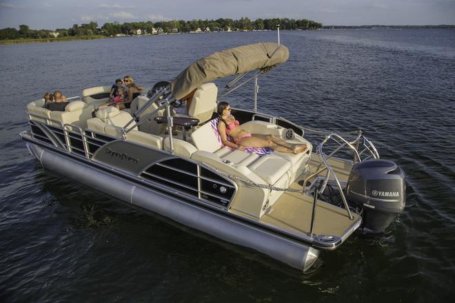 Research 2016 Aqua Patio Ap 240 Elite Ob On Iboats Com