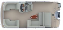 2020 - Aqua Patio - AP 235 SFL