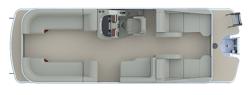 2020 - Aqua Patio - AP 255 RL