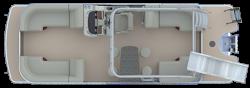 2020 - Aqua Patio - AP 255 SDB