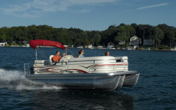 Godfrey Marine AP 200 RE - 3 Gate Pontoon Boat