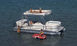 Godfrey Marine AP 240 SD Pontoon Boat