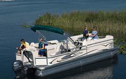 Godfrey Marine AP 240 DF Pontoon Boat