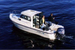 2009 - Arima Boats - Sea Ranger 21 Hard Top