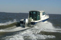2009 - Arima Boats - Sea Ranger Explorer 21