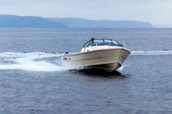 2009 - Arima Boats - Sea Chaser 17