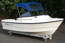 2009 - Arima Boats - Sea Hunter 15