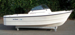 2009 - Arima Boats - Sea Pacer 17