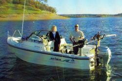 2010 - Arima Boats - Sea Pacer 17