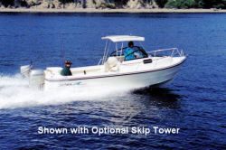 2010 - Arima Boats - Sea Ranger 21