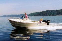 2010 - Arima Boats - Sea Ranger 17