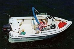 2011 - Arima Boats - Sea Sprinter 15
