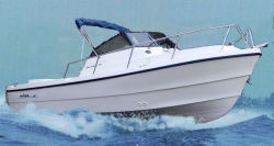 2011 - Arima Boats - Sea Pacer 21