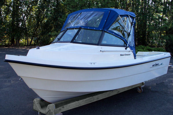 Sea Chaser Boats >> Research 2011 - Arima Boats - Sea Chaser 16 Fish On on iboats.com