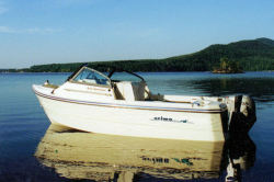 2011 - Arima Boats - Sea Sprinter 15 Fish On