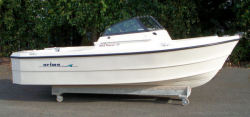 2011 - Arima Boats - Sea Pacer 17 Fish On