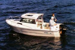 2012 - Arima Boats - Sea Ranger 19 Hard Top