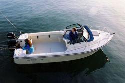 2012 - Arima Boats - Sea Chaser 19