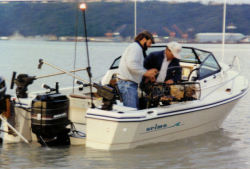 2012 - Arima Boats - Sea Chaser 17