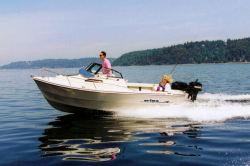 2012 - Arima Boats - Sea Ranger 17