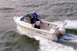 2012 - Arima Boats - Sea Chaser 16