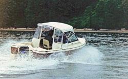 2012 - Arima Boats - Sea Hunter 15
