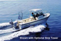 2012 - Arima Boats - Sea Ranger 21