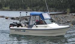 2013 - Arima Boats - Sea Hunter 15