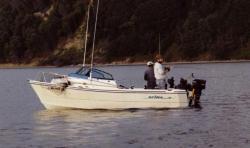 2013 - Arima Boats - Sea Chaser 17