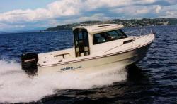 2013 - Arima Boats - Sea Ranger 19 Hard Top