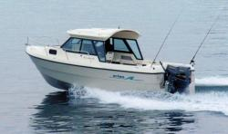 2013 - Arima Boats - Sea Legend 22 Hard Top