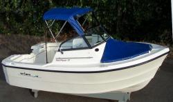 2013 - Arima Boats - Sea Pacer 17 Fish On