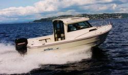2014 - Arima Boats - Sea Ranger 19 Hard Top
