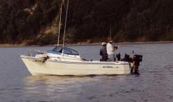 2014 - Arima Boats - Sea Chaser 17